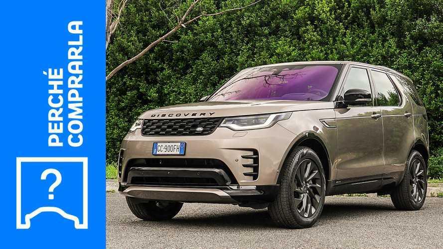 Land Rover Discovery (2021), perché comprarla e perché no