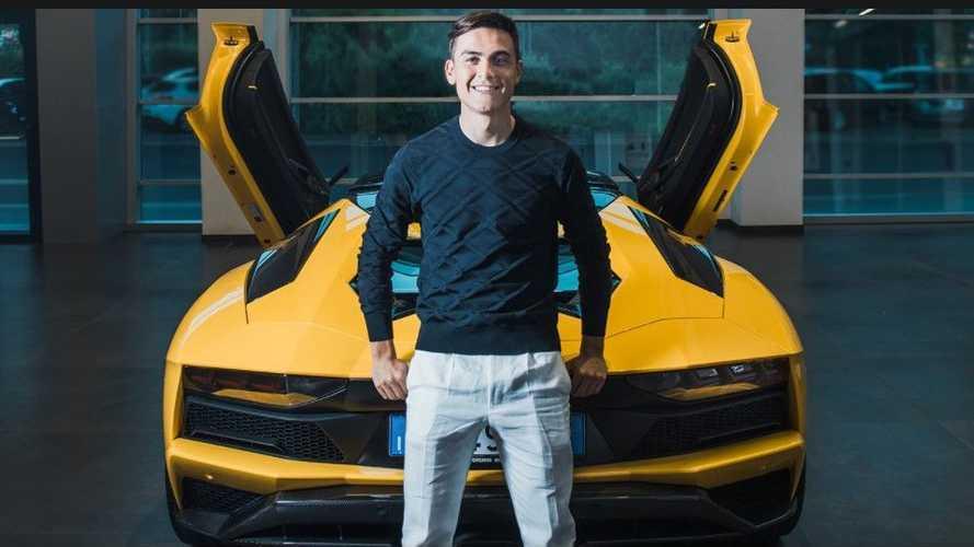 Beli Lamborghini Aventador, Mimpi Paulo Dybala Jadi Nyata