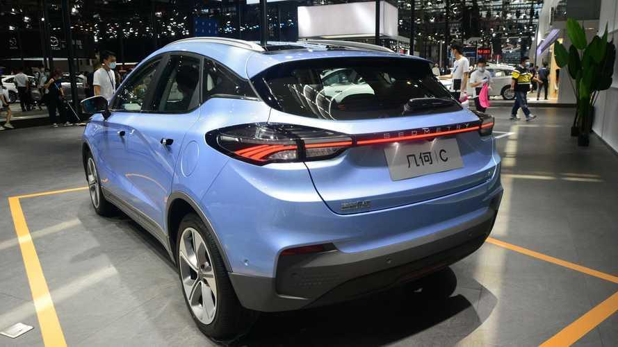 Geely приготовил электромобиль для рынка Израиля