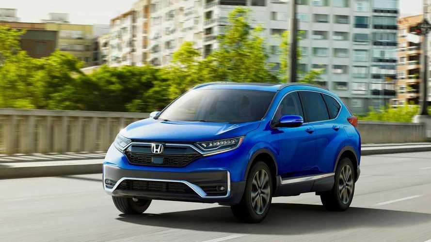 Honda CR-V 2021 Special Edition Diluncurkan, Harga Bersaing