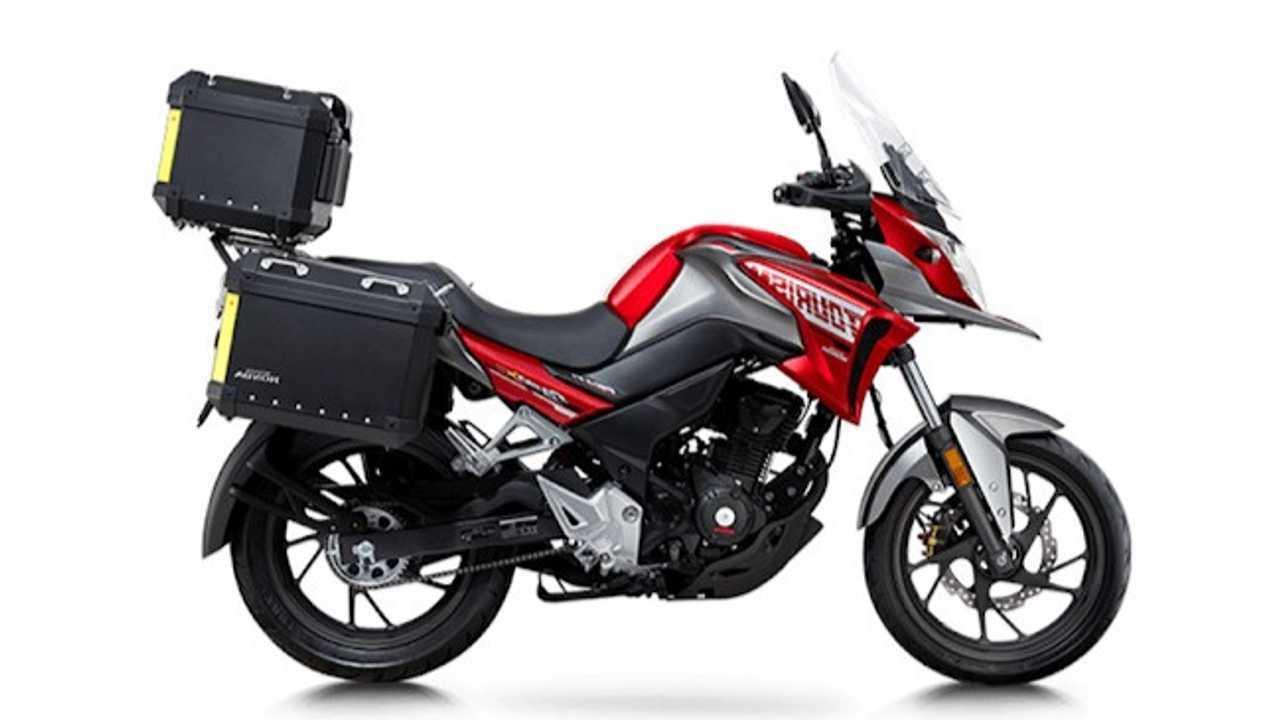 We Could Soon See A Honda NX200 Adventure Bike