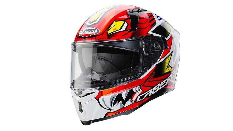 Caberg Adds New, Affordable Full-Face Helmet To Sport Lineup