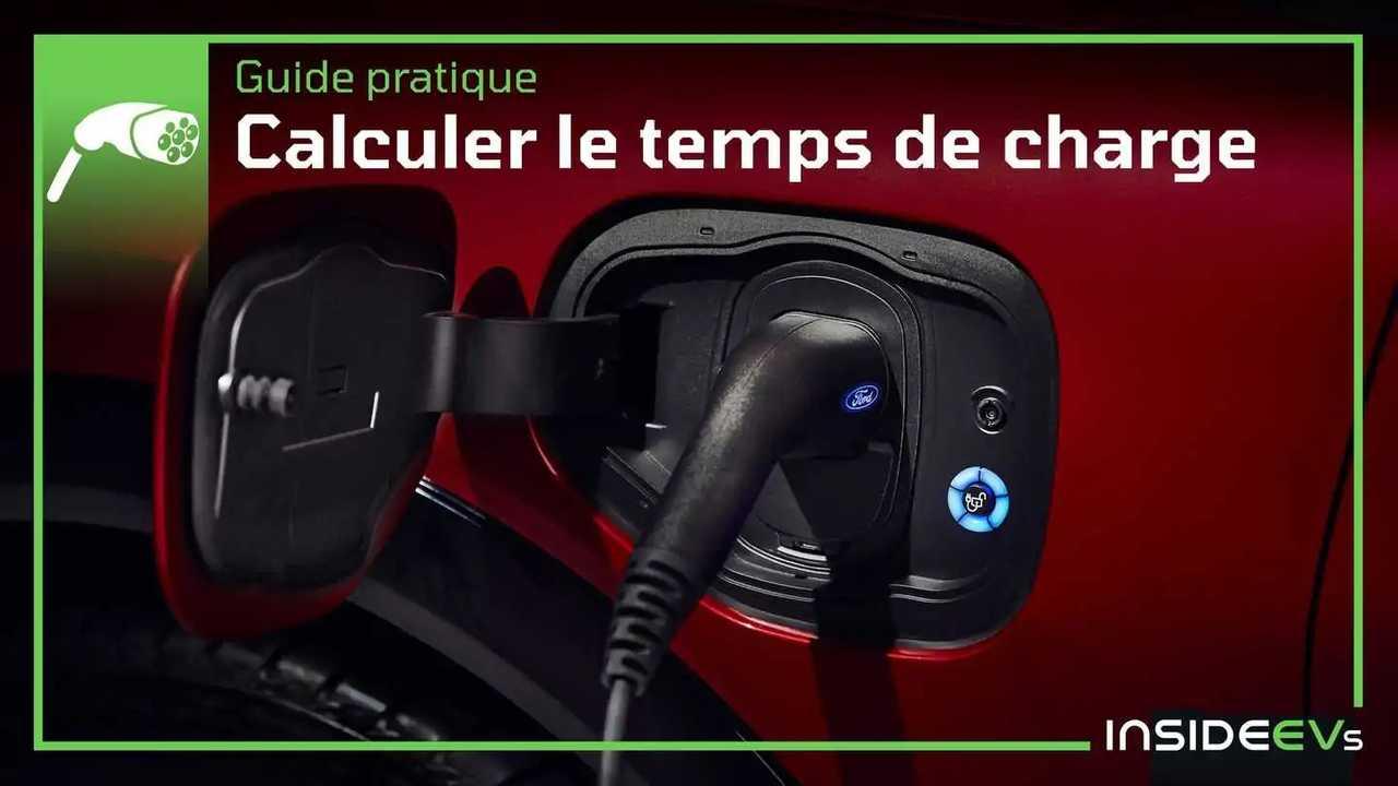 Combien de temps pour recharger une voiture électrique ?