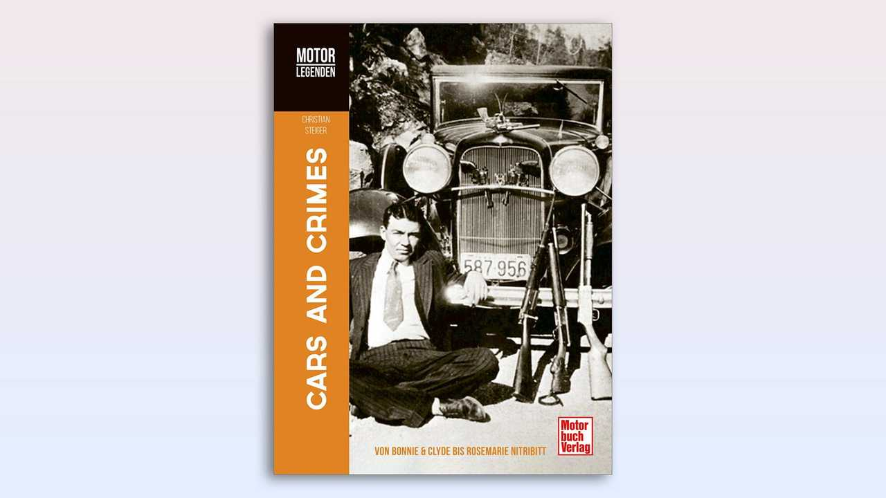 Christian Steiger: Cars and Crimes
