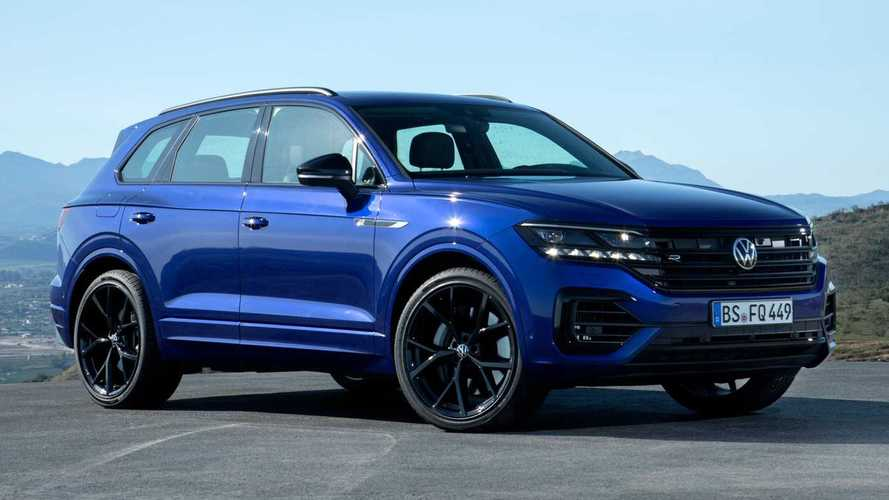High-performance VW Touareg R goes on sale with £72k price tag