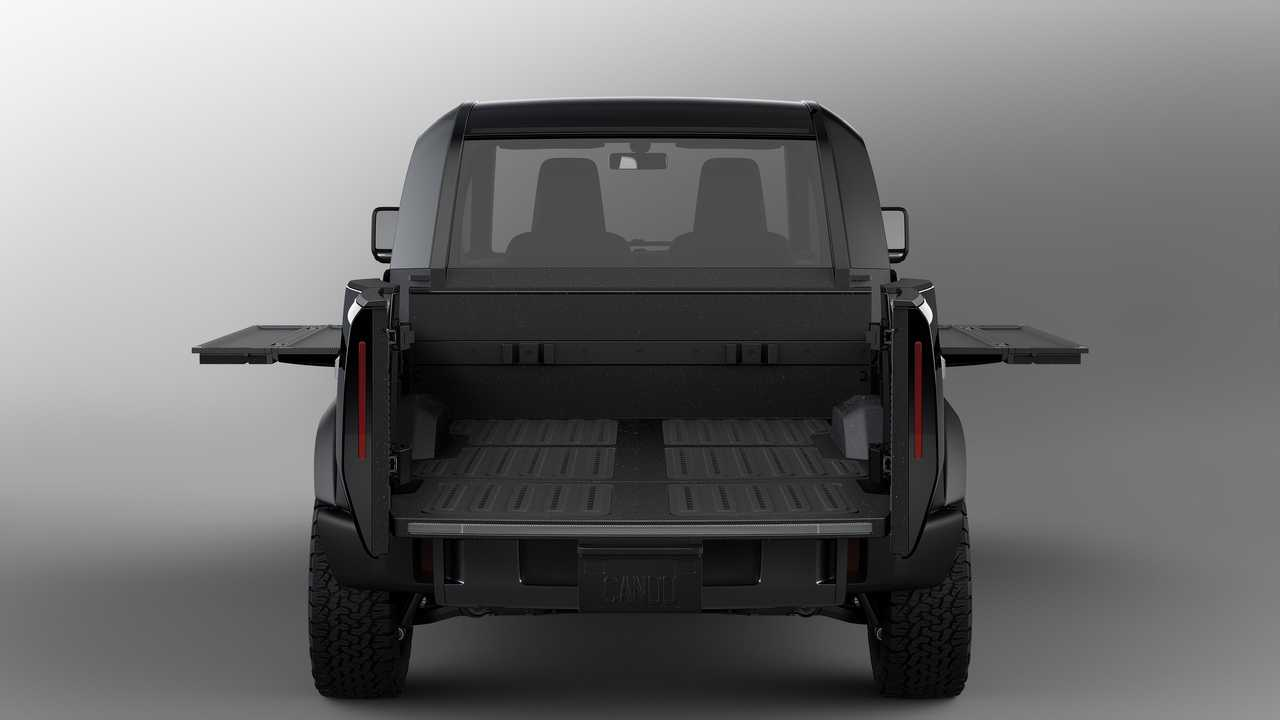 2023 Canoo Electric Pickup Truck Will Bring Innovative Features
