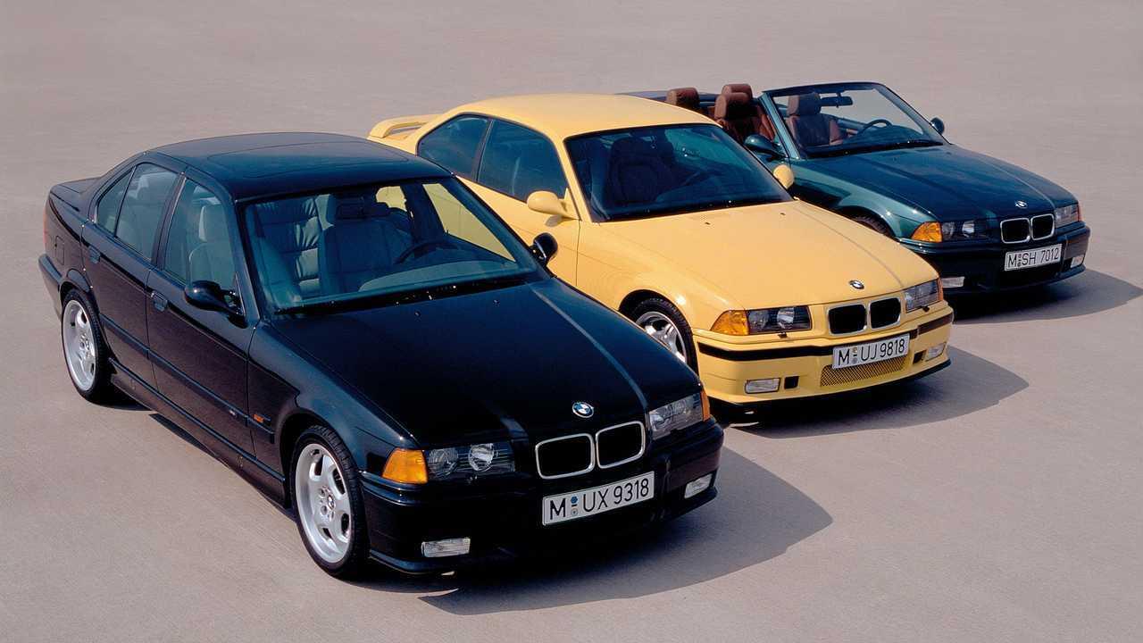 BMW M3 E36 (1992-1999)