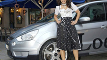 Ford S-Max by Loder1899 with Anna Schari, Oktoberfest Playmate