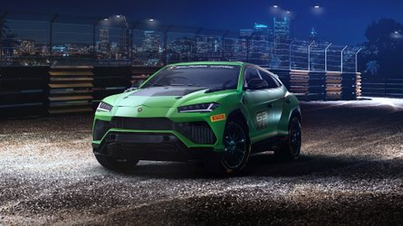 Lamborghini Urus ST-X Concept Is A Super SUV To Rule The Track