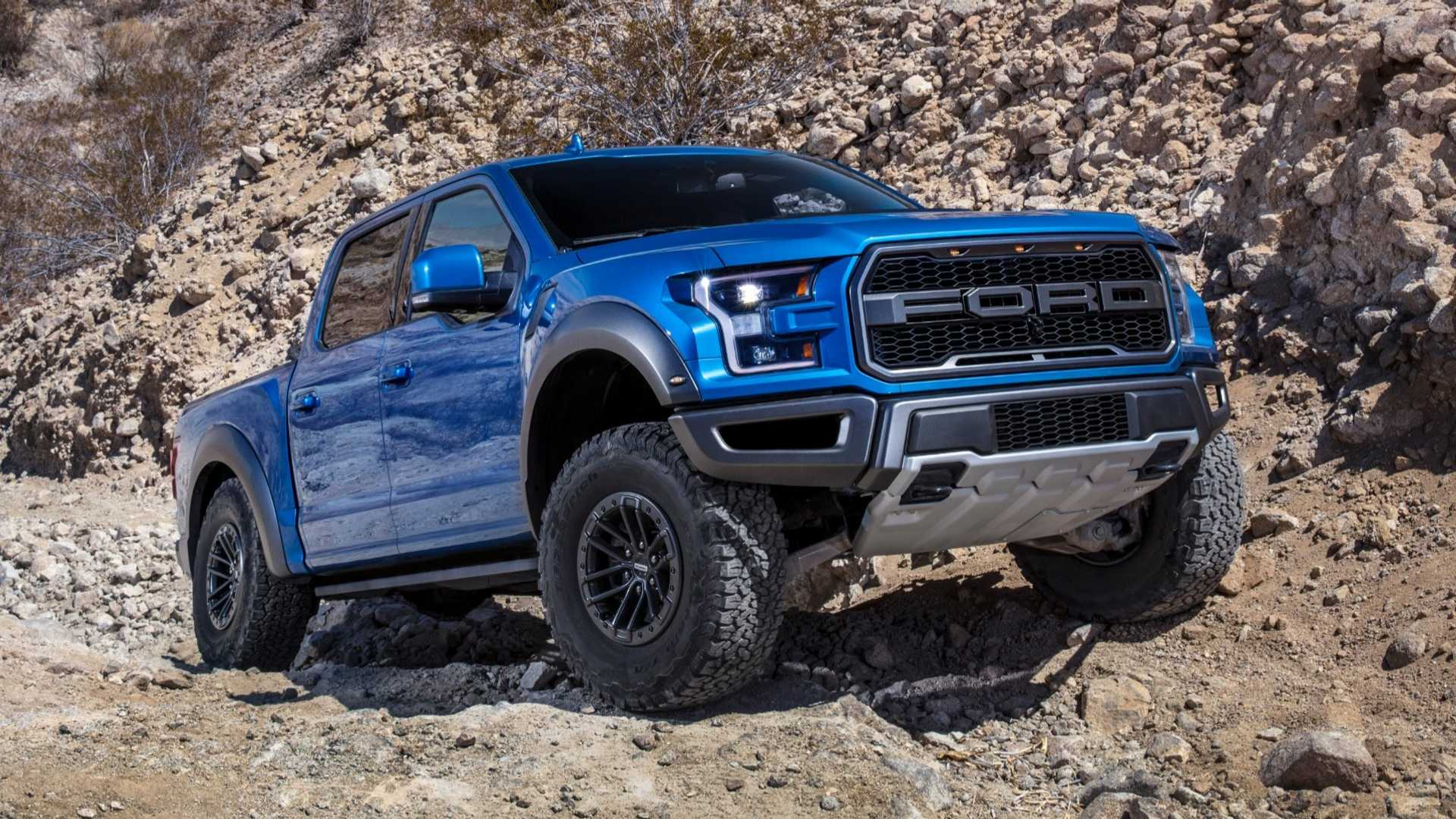 Win A 2020 Ford Raptor Plus The Skills To Drive It