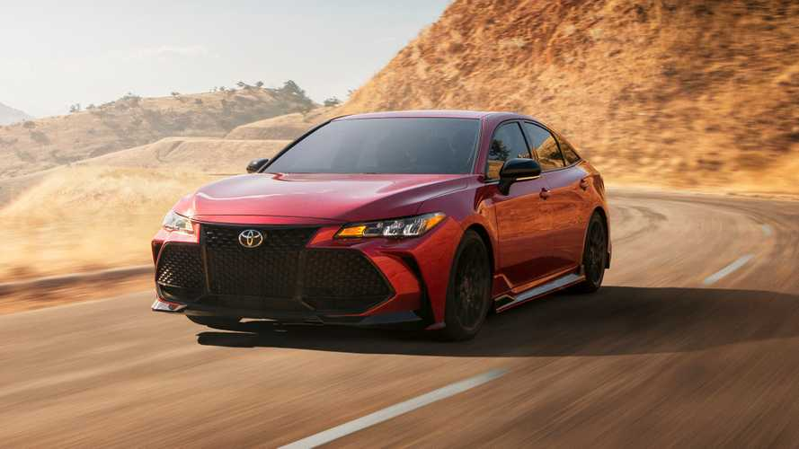 2020 Toyota Avalon TRD Costs From $43,255