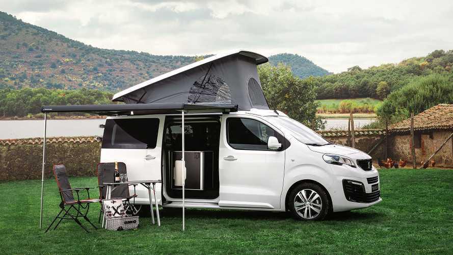 Primera prueba Peugeot Traveller y Peugeot Rifter by Tinkervan