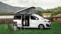 Peugeot Traveller y Peugeot Rifter by Tinkervan