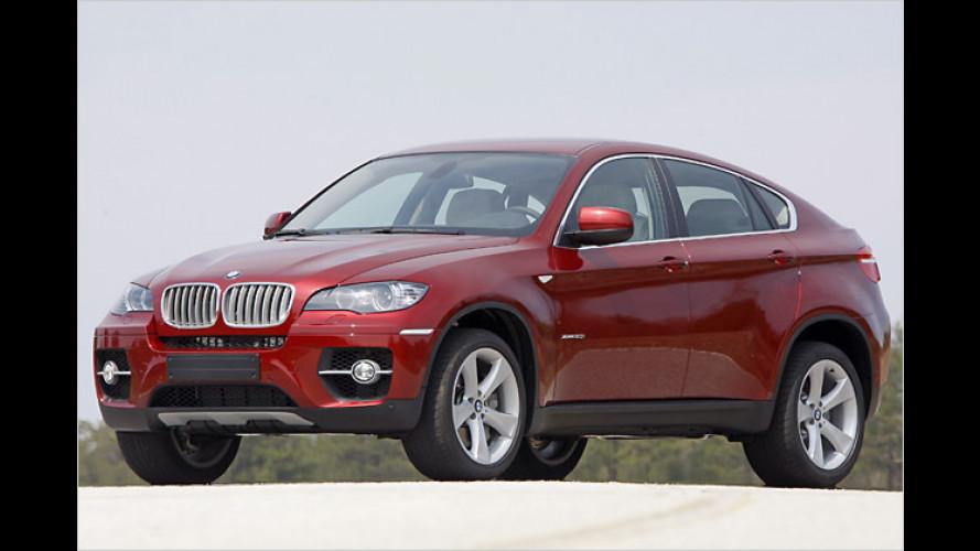 Der neue BMW X6 im Test: SUV, Coupé oder beides?