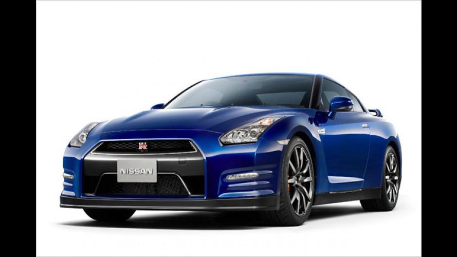 Doping für Godzilla: Nissan GT-R wird überarbeitet