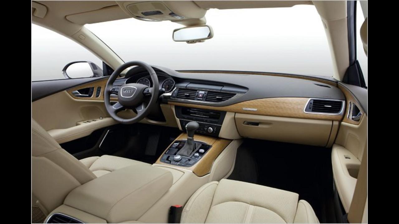 Audi A7 Innenausstattung