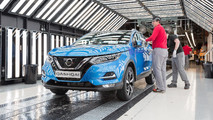 2017 Nissan Qashqai Production