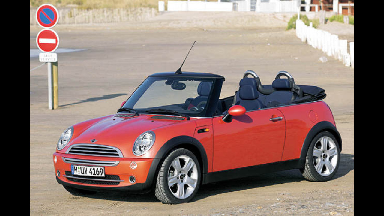 Mini One Cabriolet