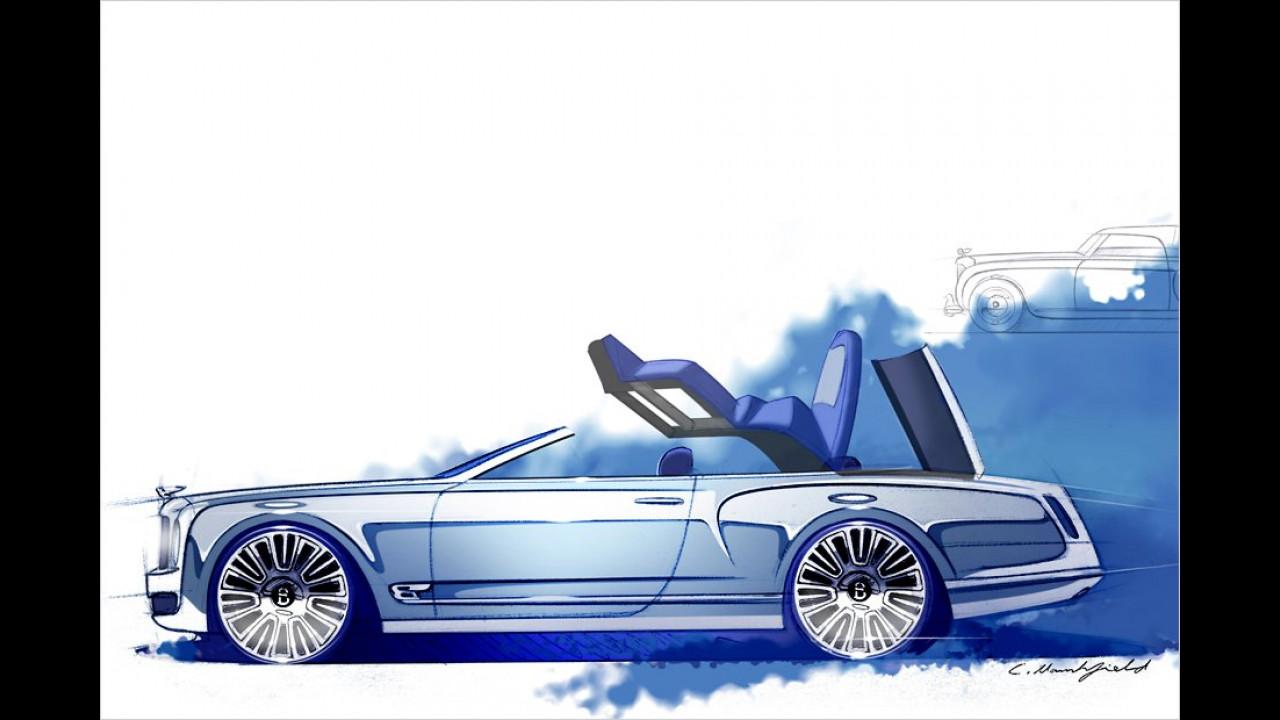Bentley Mulsanne Cabrio