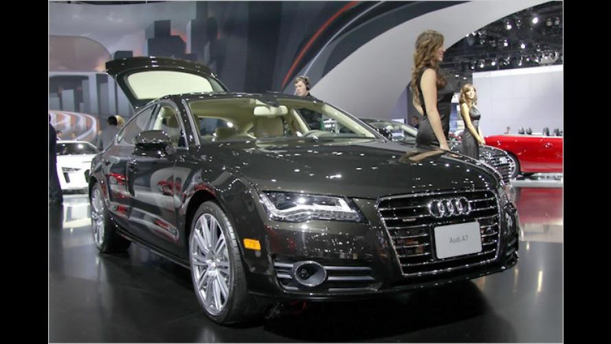 LA Auto Show 2010: Die Highlights der deutschen Hersteller