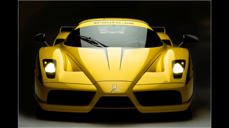 XX Evolution: Edo Competition powert den Enzo-Ferrari