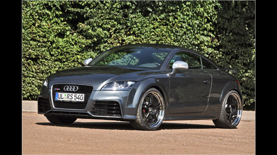 Powerpaket: Tuner packt 400 PS in den Audi TT RS