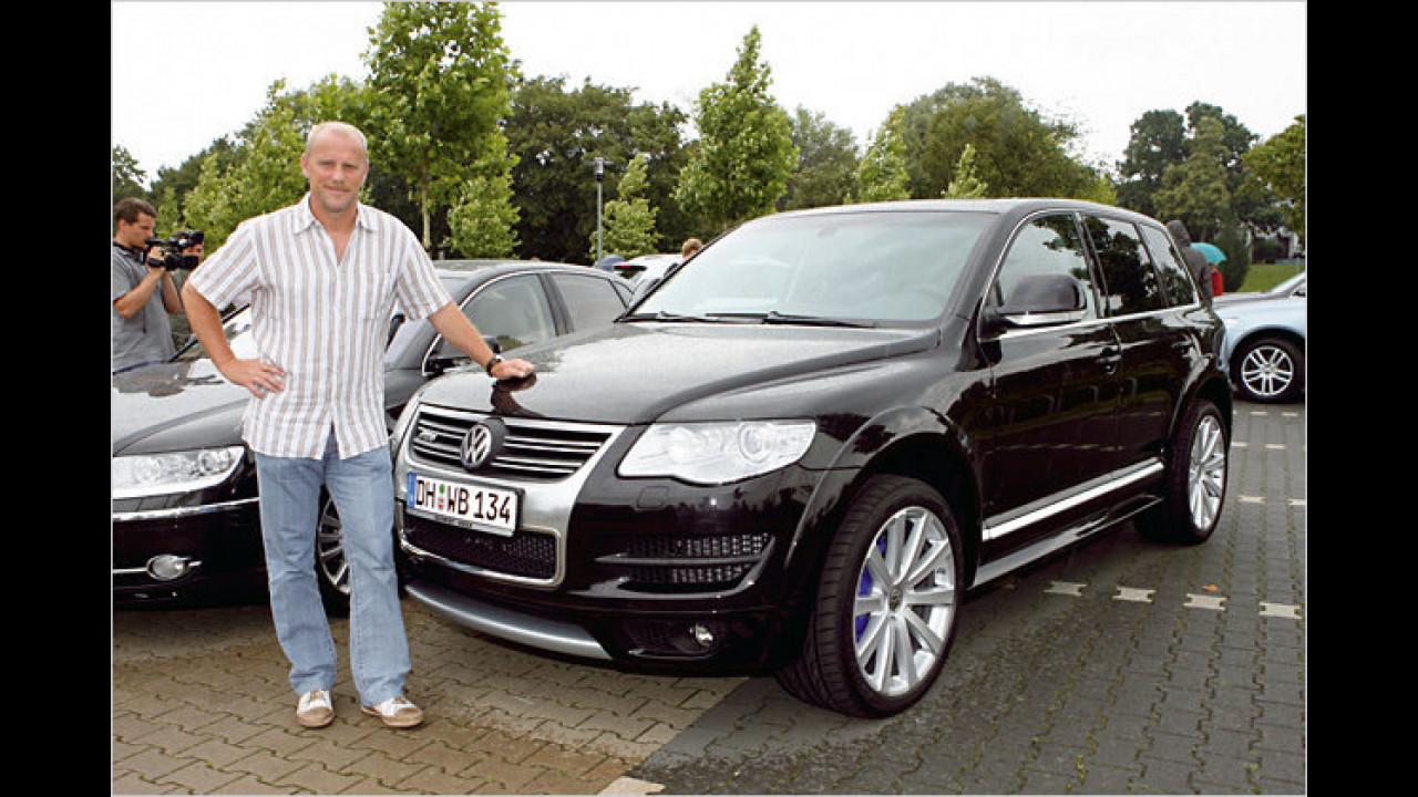 Thomas Schaaf: VW Touareg R50