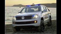 Pick-up-Showcar von VW