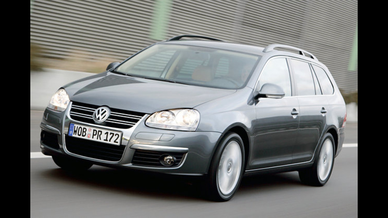 Golf Variant TDI 4Motion