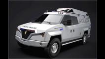 Ein Polizeiauto für alle Fälle
