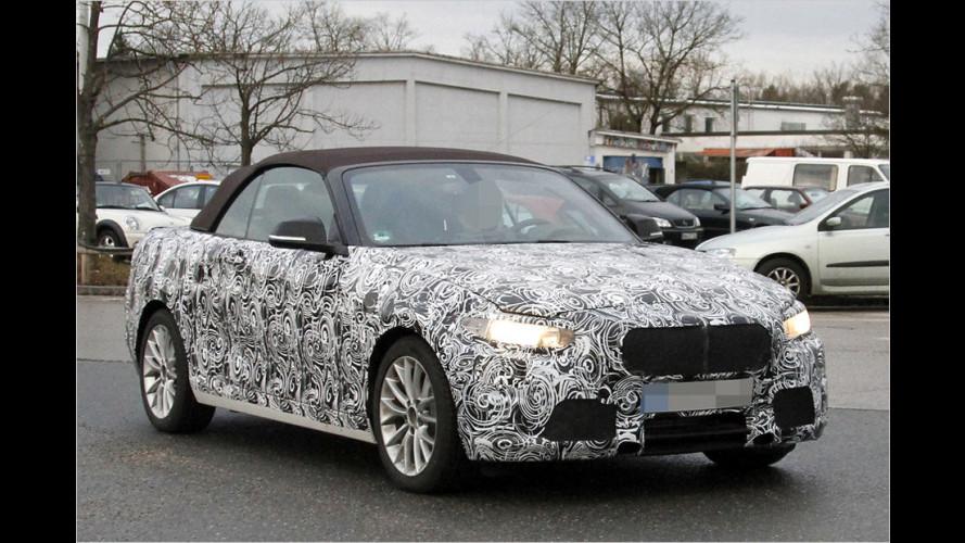 Erwischt: Die Zukunft von BMW