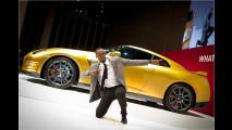 Goldener GT-R geht nach Down Under