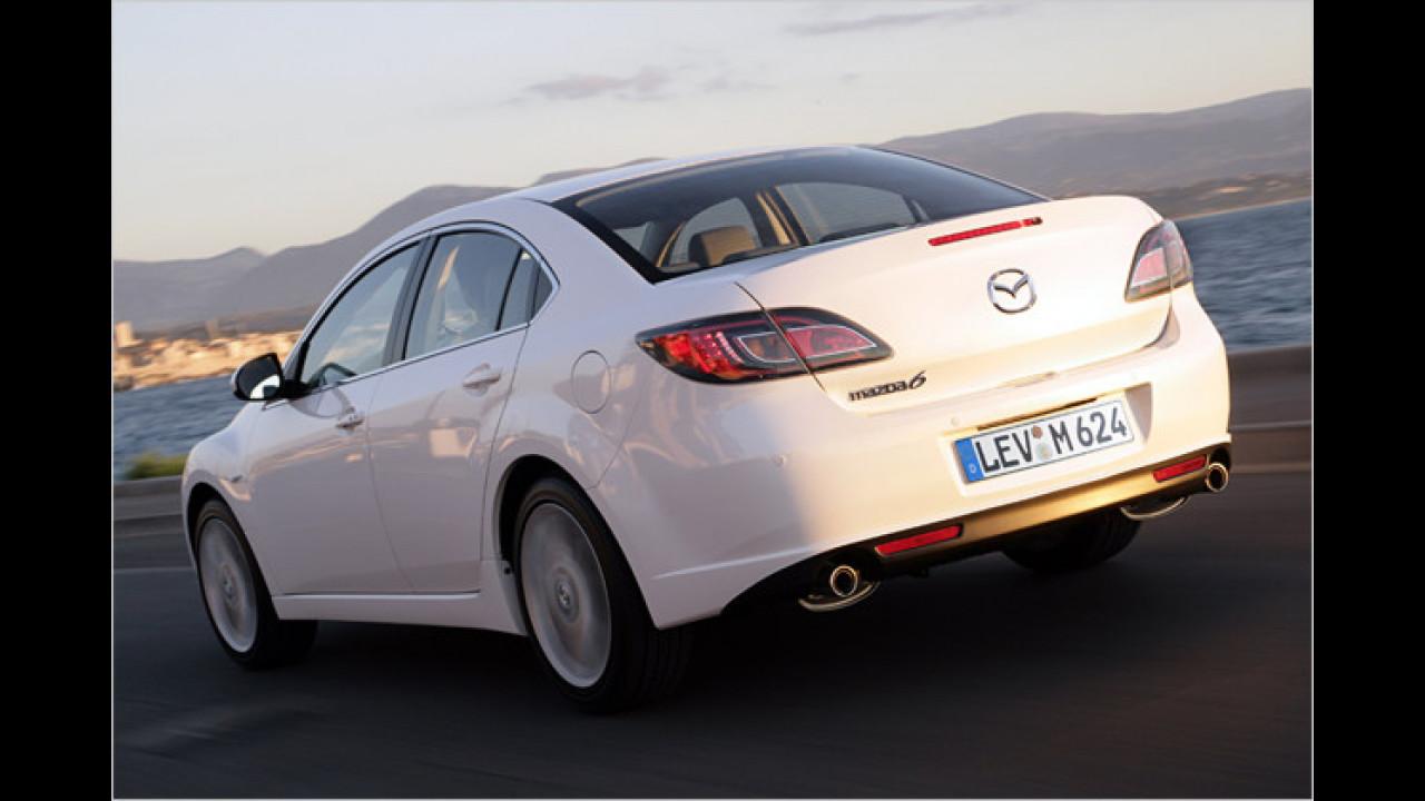 Mazda-6-Angebot neu