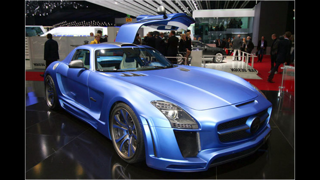 FAB Design Mercedes SLS