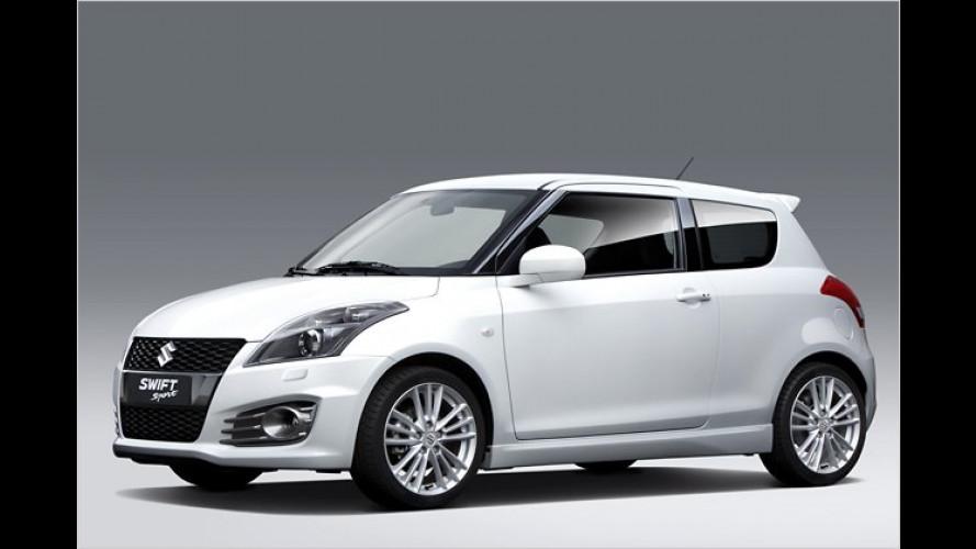 Suzuki bringt neuen Swift Sport zur IAA 2011