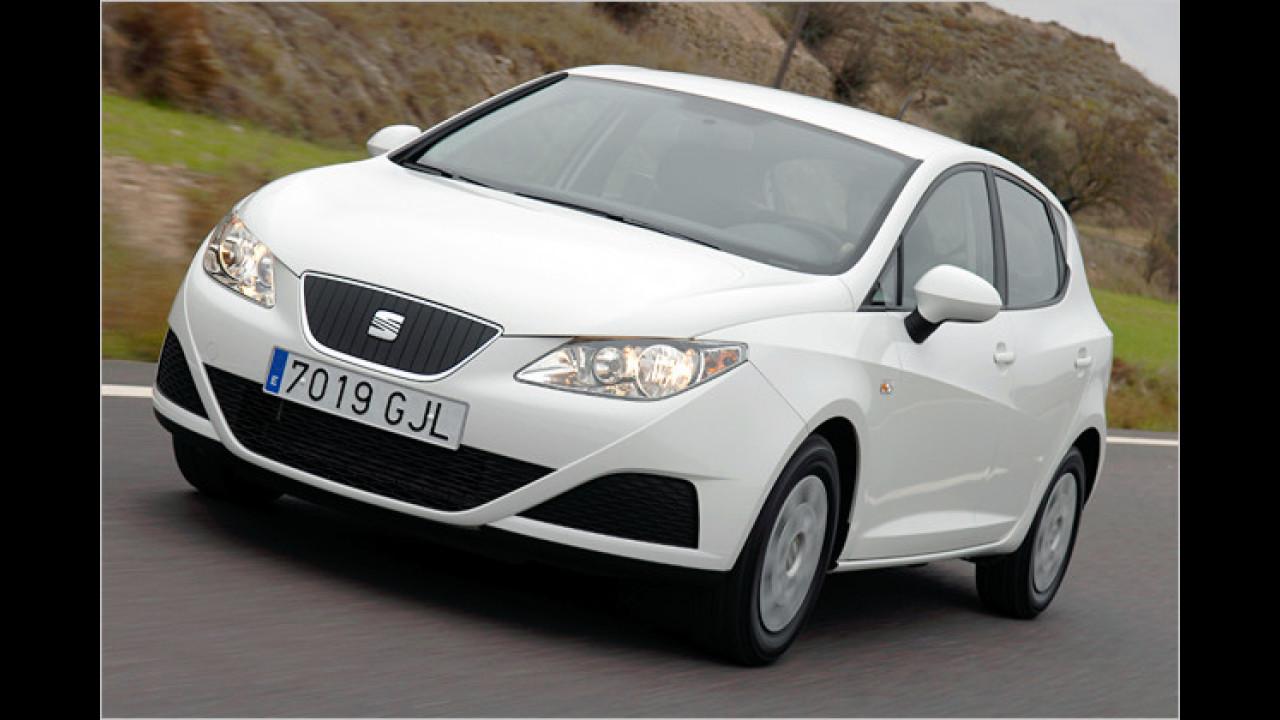 Seat Ibiza 1.4 TDI Ecomotive DPF