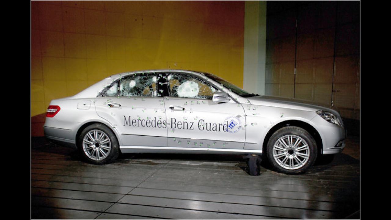Mercedes E-Klasse Guard