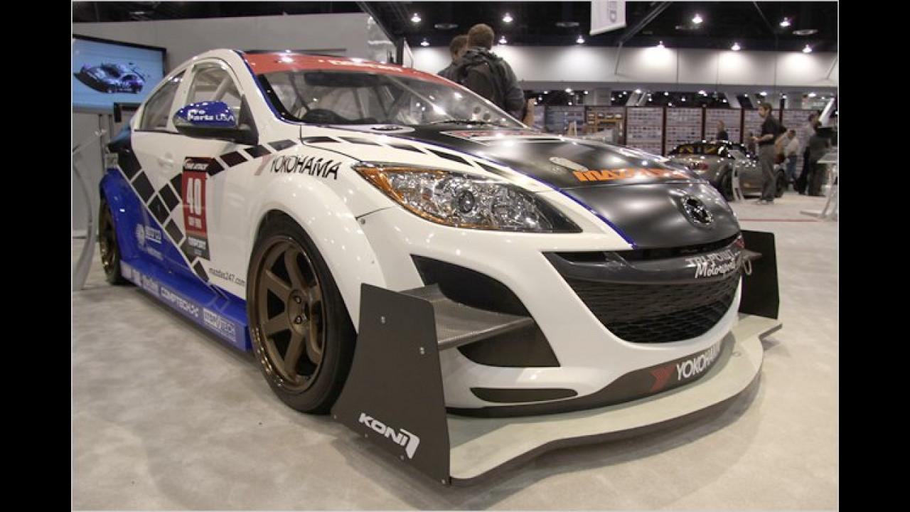 Mazda 3 Redline Team Attack