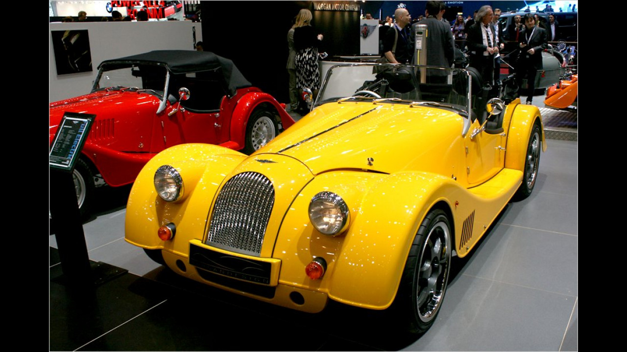 Morgan Plus E