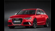 Audi legt den RS 6 Avant neu auf: Weniger ist mehr