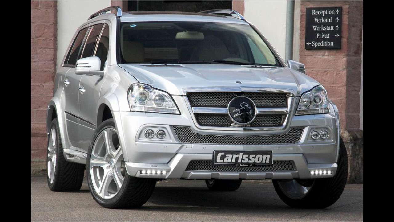 Carlsson CK50 (Basis Mercedes GL 500)