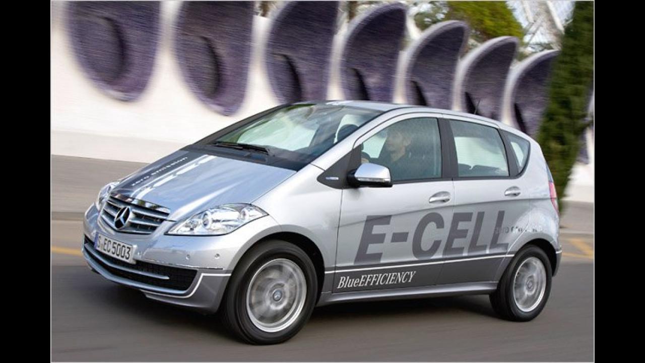 Mercedes A-Klasse E-Cell