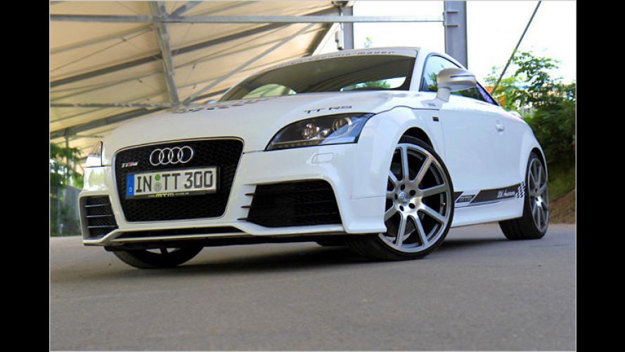 Audi TT RS von MTM: Mehr als 300 km/h schnell