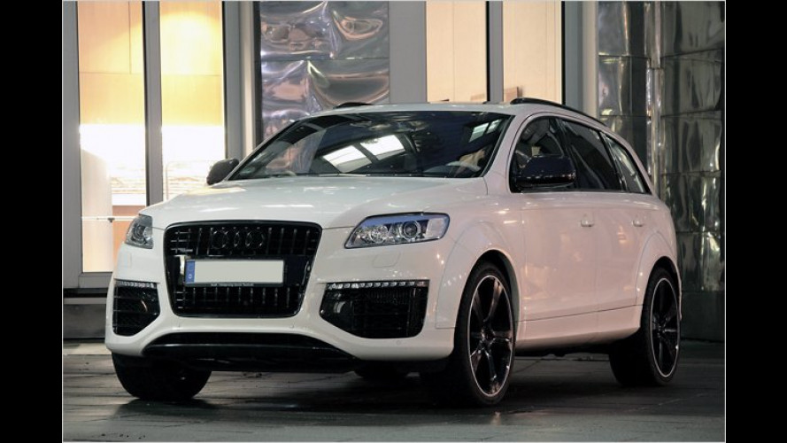 Familien-Renner: Audi Q7 V12 TDI von Anderson Germany