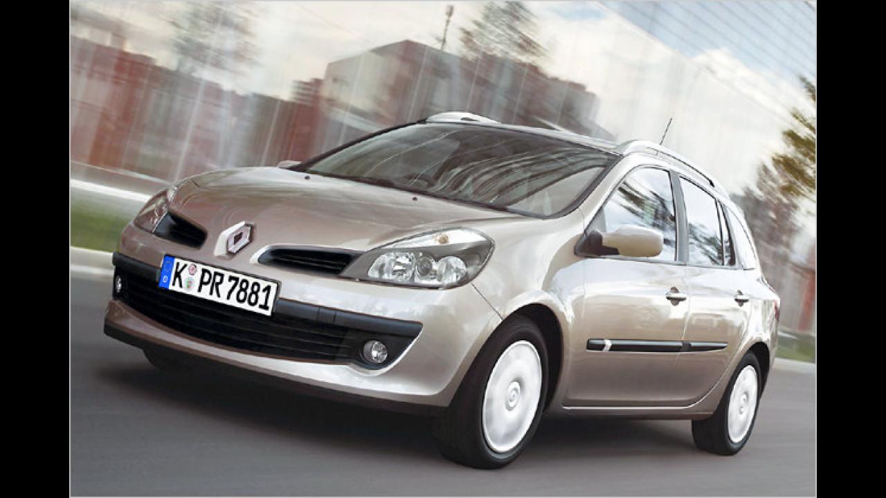 Renault Clio Grandtour 1.5 dCi Dynamique
