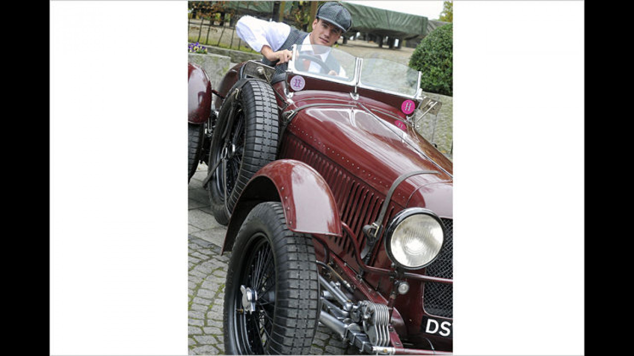 Oldtimer: Maserati 6C/34