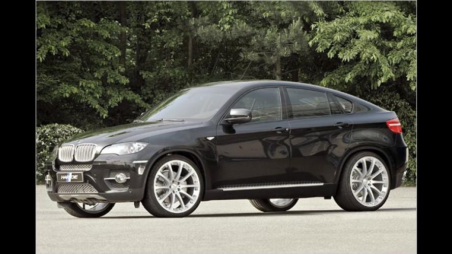 Tuning: Hartge dopt den neuen BMW X6 auf 328 PS