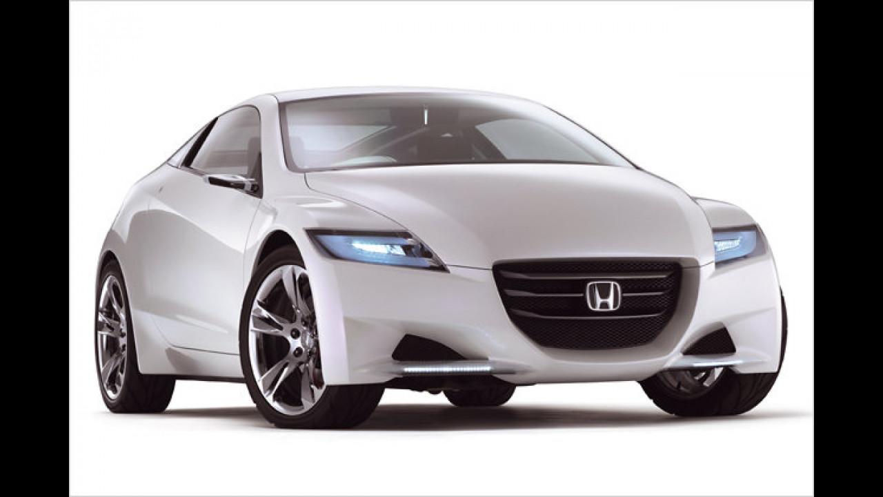 Aus dem Honda CR-Z Concept ...