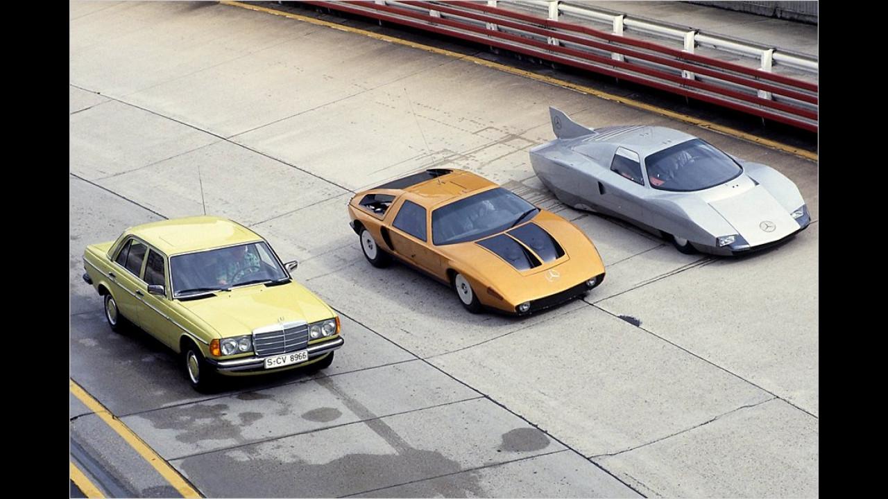 Mercedes C 111-III
