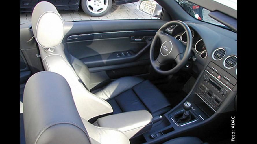 Neukauf: Falsche Sitzbezüge machen Auto ,mangelhaft